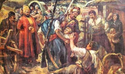 Превземането на България