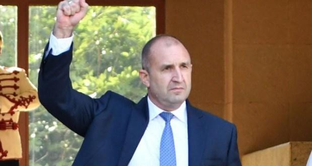 Румен Радев: Докато съм жив няма да предам българите и ще се боря с мафията на Борисов!