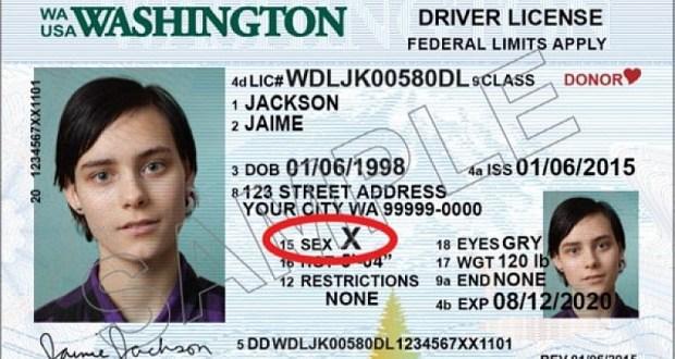 Официално! Подмяната на пола е в ход! Издадоха първият паспорт с маркер за пол Х