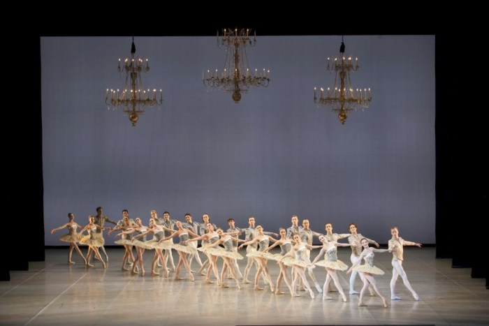 Den Kgl. Ballet besøger syv jyske byger i slutningen af januar og starten af februar. PRfoto: Den Kongelige Ballet.