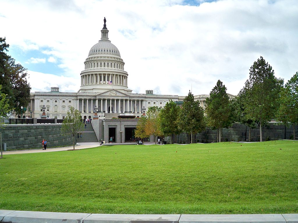Besøgscentret ved Capitol Hill. Arkivfoto:  Matthew Bisanz (CC BY-SA 3.0)