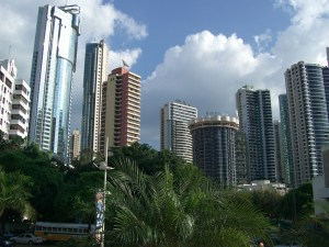 Panama er centralt i et omfattende skattesnydskonstruktion. Foto:  Joachim Pietsch - Flickr: CIMG0143, CC BY-SA 2.0, https://commons.wikimedia.org/w/index.php?curid=21401233