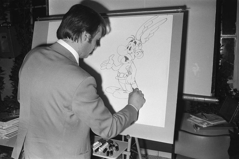 Asterix-tegning solgt for svimlende millionbeløb