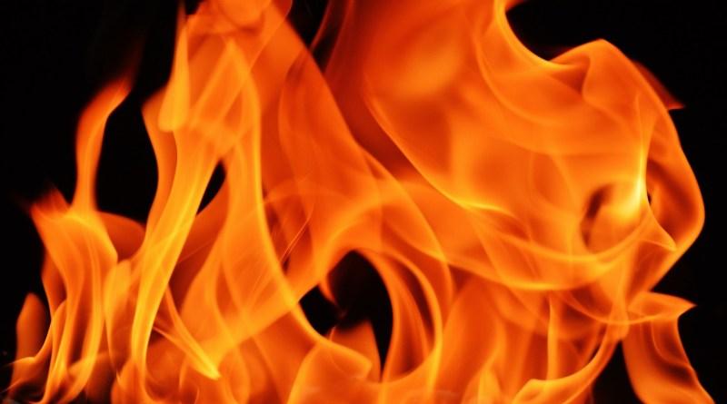 Brand i Greve Strandkro