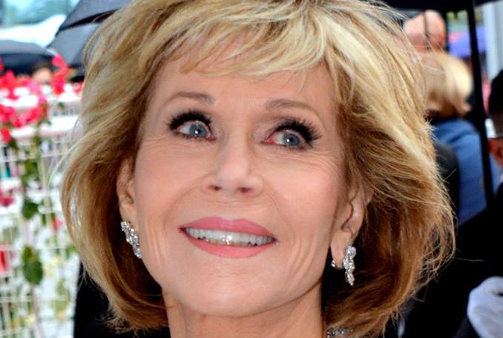 """Jane Fonda. Arkivfoto: Georges Biard <a href=""""https://creativecommons.org/licenses/by-sa/4.0/deed.en"""">(CC BY-SA 4.0)</a>"""