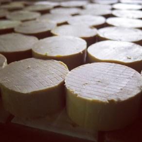 Handmade soap at Rancho Margot