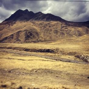 Road to Cusco