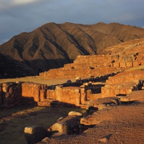 Chincheros ruins