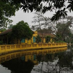 Ho Chi Minh's Palace, Hanoi