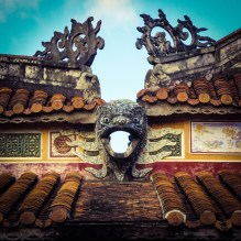 Royal Tombs of Hue, Vietnam