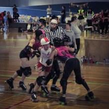 Victoria Leage Roller Derby, Melbourne