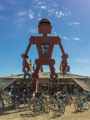 Robot Parade!