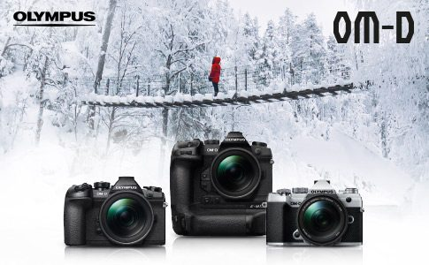 Olympus Winter Cash-Back bis zu 500€
