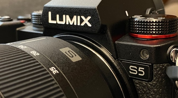 Hands ON: Die neue Panasonic LUMIX S5