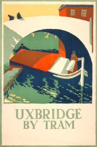 Uxbridge by Tram McKnight Kauffer