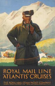 Percy Padden Royal Mail