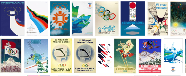 Winter Olympic Montage