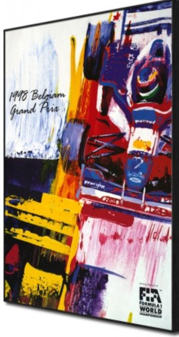 98 Belgian grand Prix