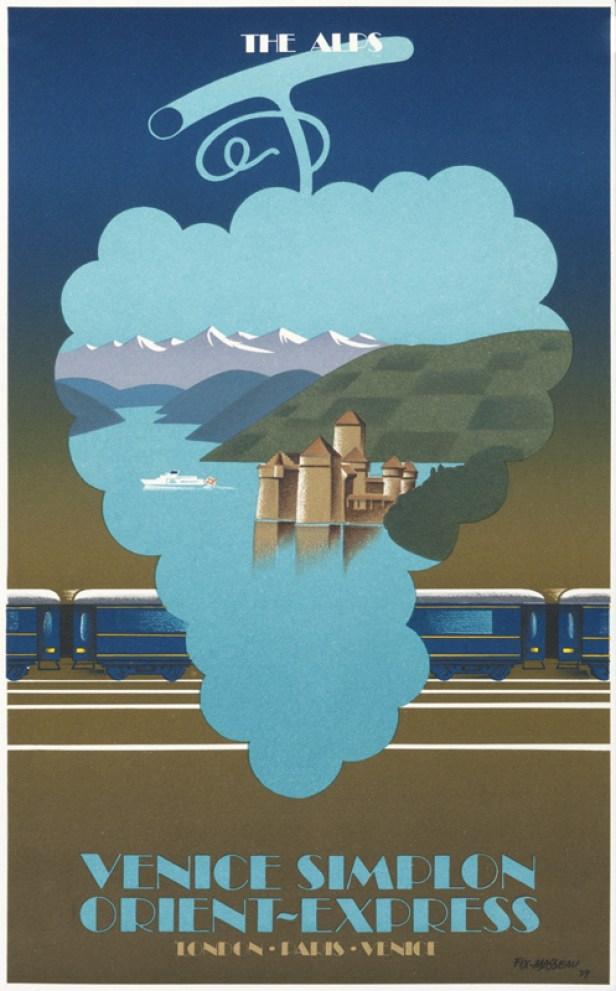 Orient Express Alps