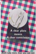 Fitton clean plate