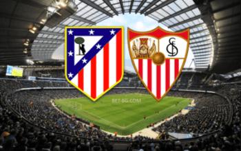 Атлетико Мадрид Севиля