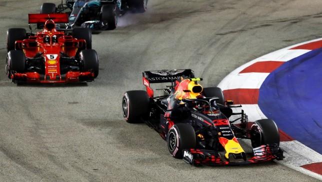 Формула 1 bet365