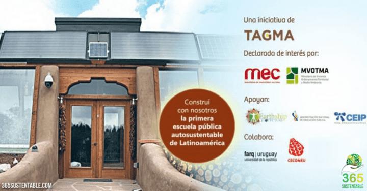 TAGMA - Escuela Sustentable en Uruguay