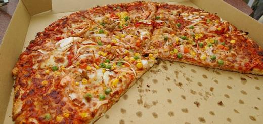 Las Cajas de las Pizzas producirían Cáncer
