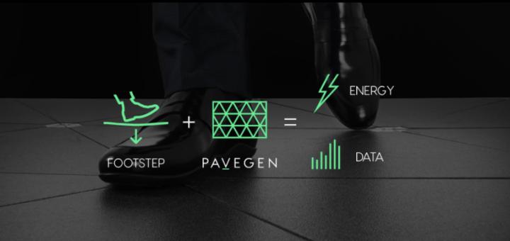 Se puede generar energía caminando