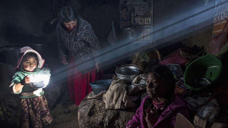 Lago Titicaca Contaminado, vivir en las orillas