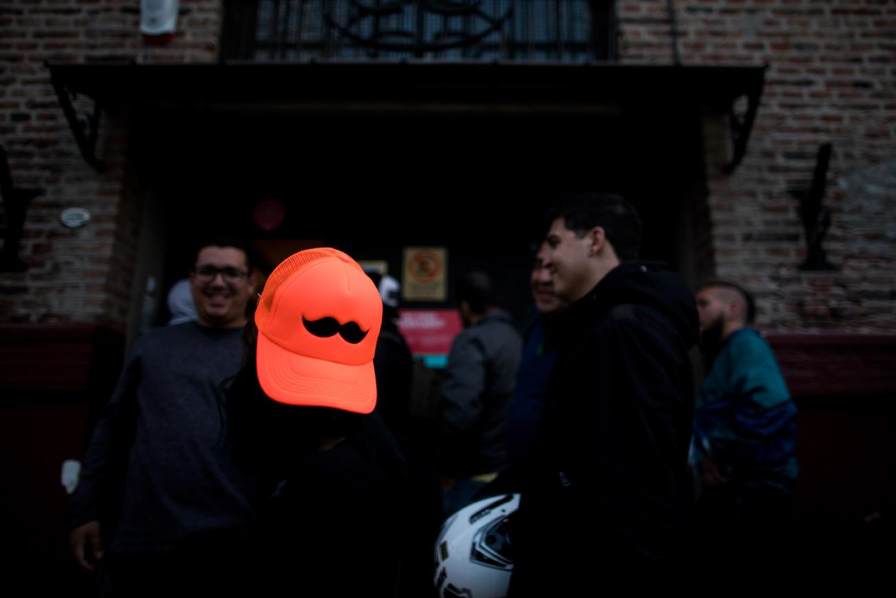 Rappi, el bigote Naranja en Argentina