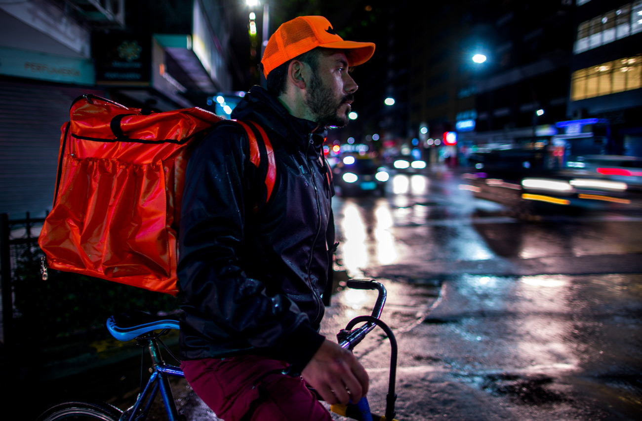 Pedaleando en Rappi junto a un Periodista argentino | 365Sustentable.com