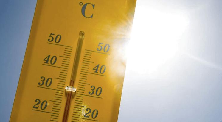las temperaturas han aumentado en 2 ° C en Los Ángeles y en tres condados vecinos