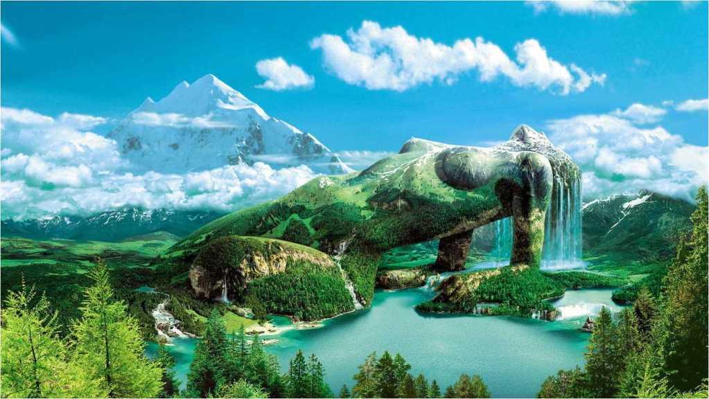 Hipótesis de Gaia, la madre tierra
