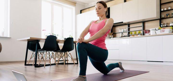 practicar yoga durante la pandemia, ideal para el equilibrio mental