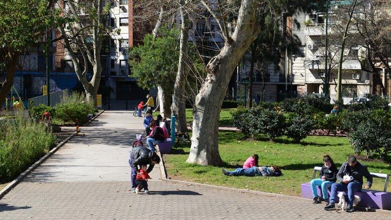 Crisis Urbana, las plazas de Buenos Aires son escasas y algunas de dudosa calidad.