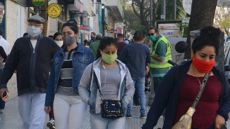 Crisis Urbana en Buenos Aires por la falta de espacio público.