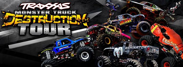 Traxxas Monster Truck Destruction Tour 365 Things To Do