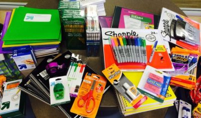 Some school supplies might seeunnecessaryy but you never know when you might need it.