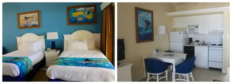 The Islander Resort rooms