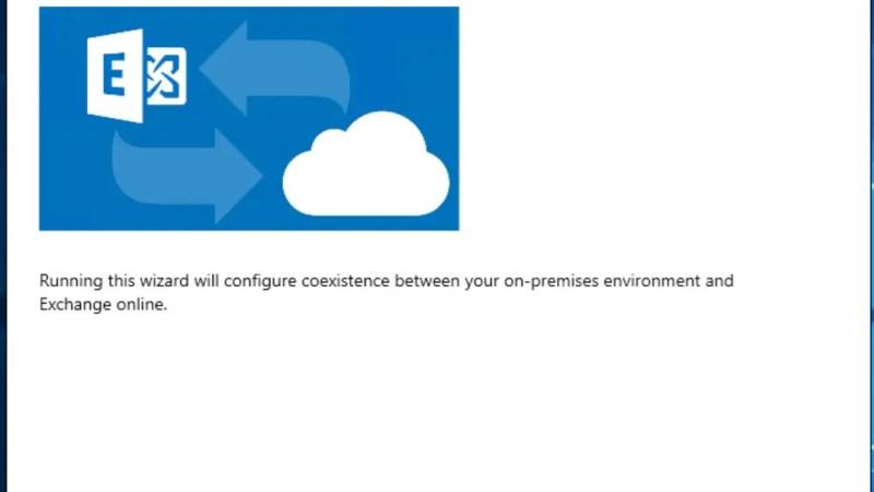 Exchange Server Configuration Wizard
