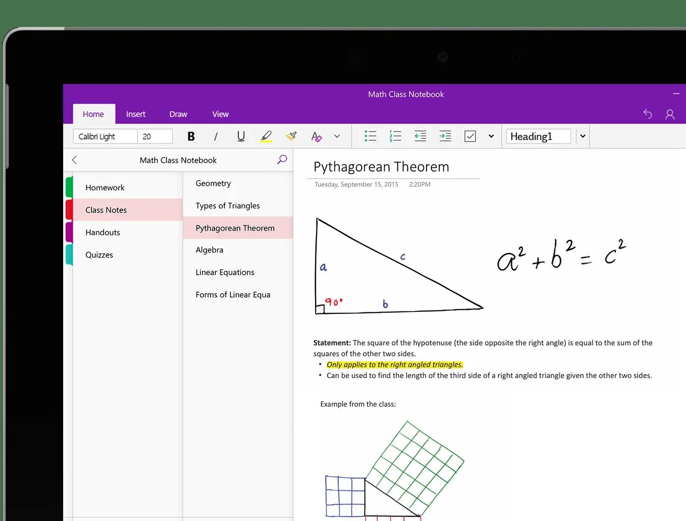 Migreer je OneNote 2016 naar Windows 10 OneNote