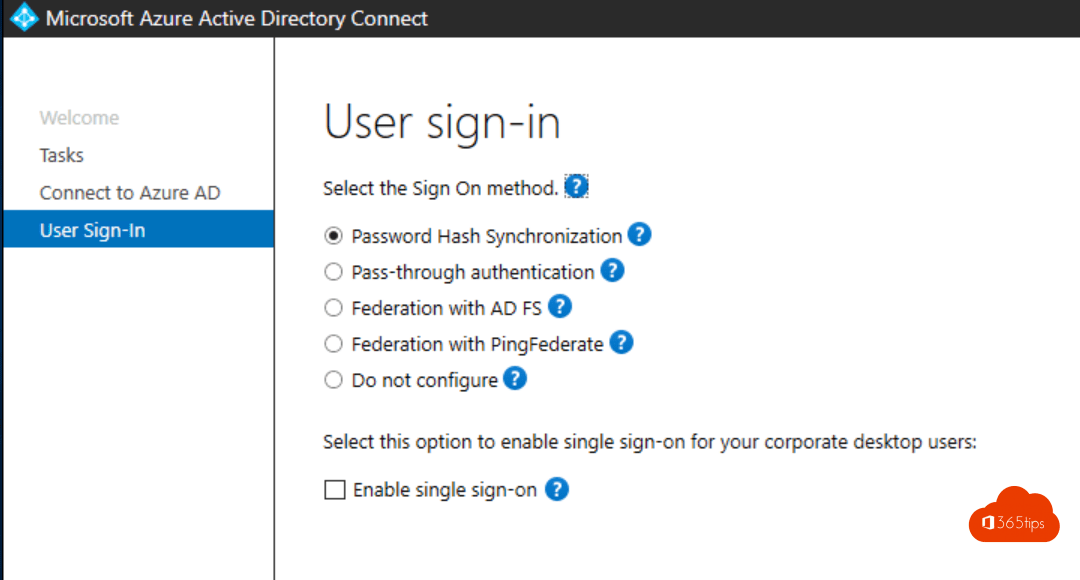 Activeer Seamless Single Sign-on binnen je organisatie