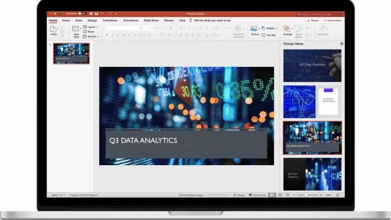 Een PowerPoint presentatie starten vanuit je mobiele Teams applicatie