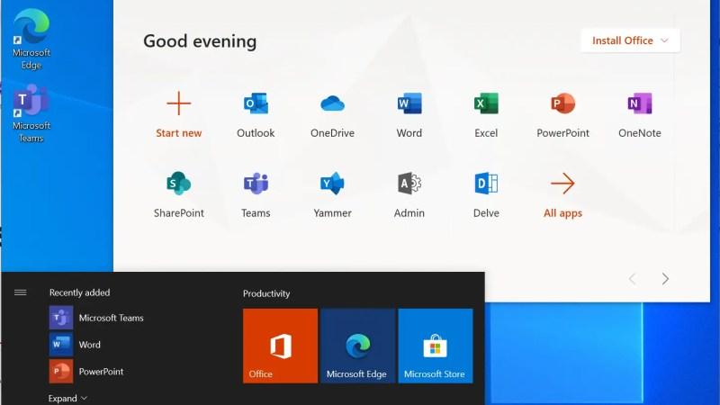Office Applicatie Windows 10