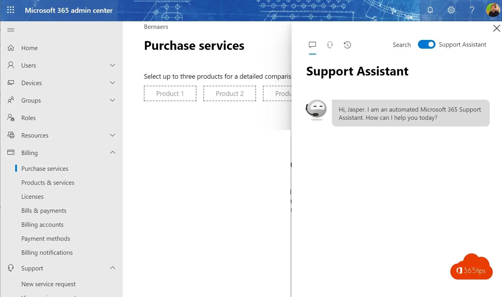 Zelfhulpdiagnose beschikbaar voor beheerders van Microsoft Teams