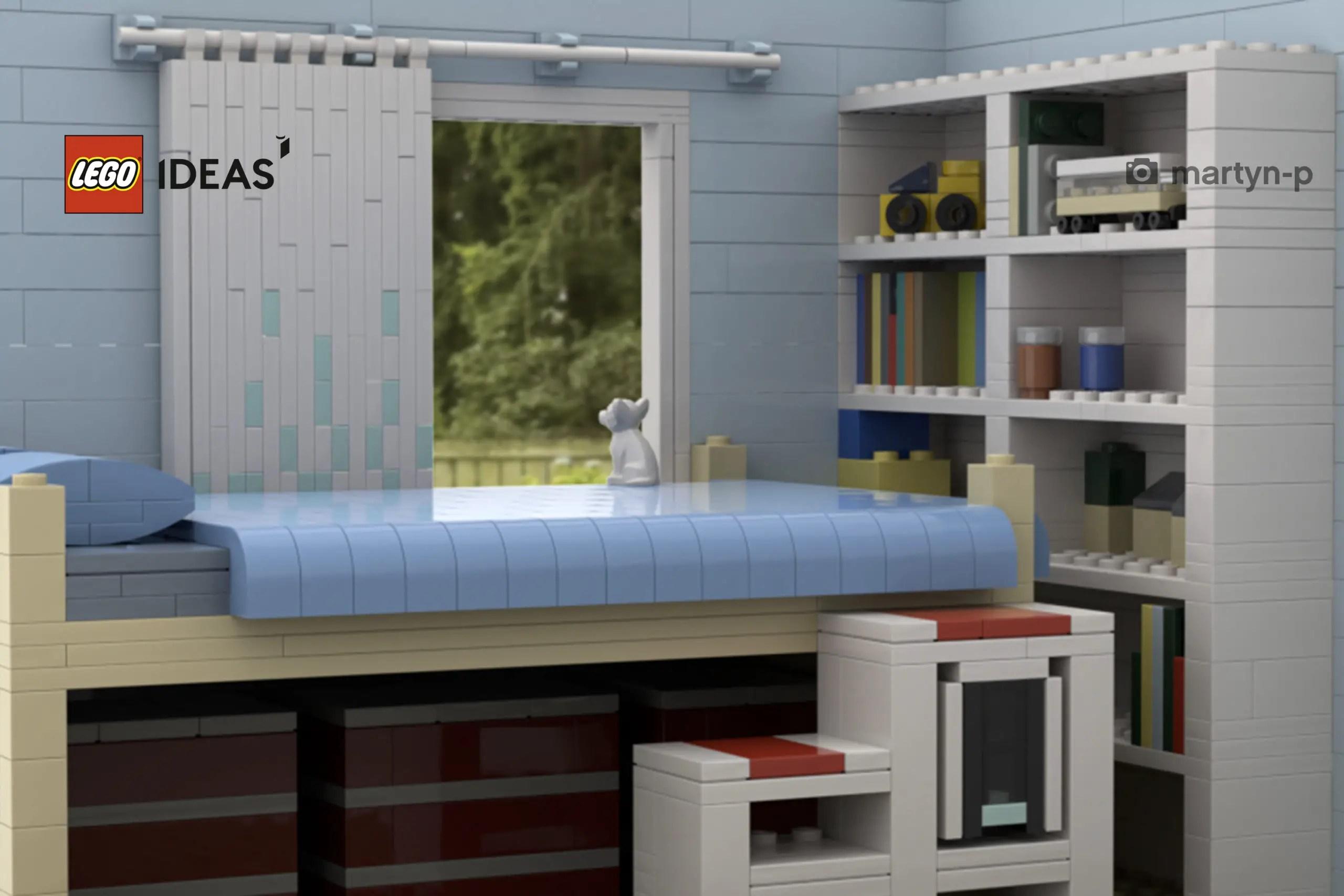 LEGO Microsoft Teams achtergronden instellen?!