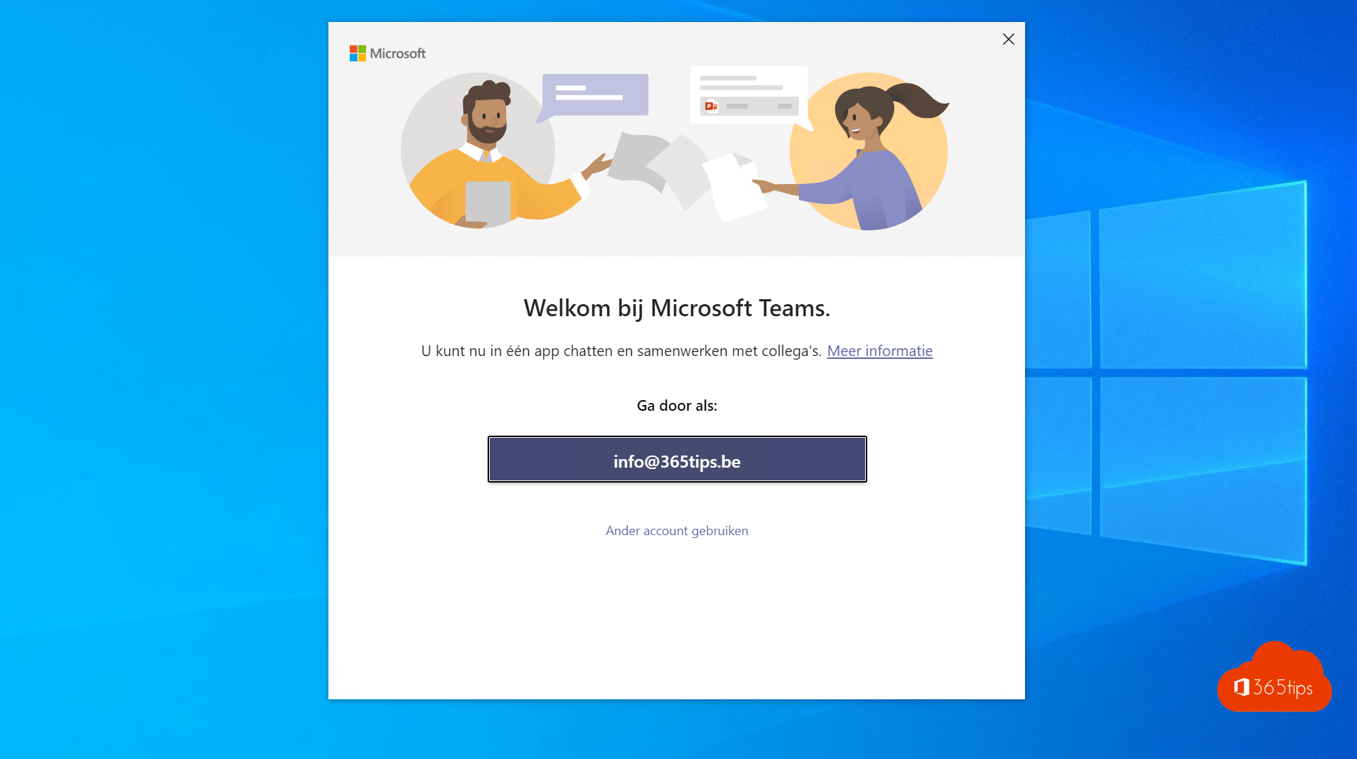 Microsoft Teams SSO via Azure Active-Directory