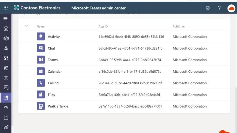 Walkie Talkie-app activeren in Microsoft Teams – Android / iOS