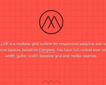 Mueller - Modular Grid System For Responsive & Adaptive and Non–Responsive Layouts